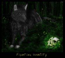Fixation reality by AneriWolfy