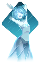 Blue Pearl by LuvRuby