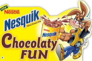 shelf card nesquik by goodlife