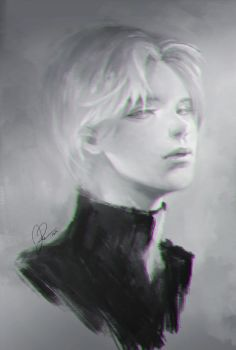 Johan Liebert by 69XuXu69