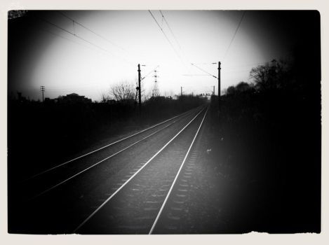 railway to the end by keep-clubbin