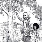 out apple picking by sweet-suzume