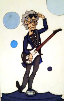 Doctor Who- 12th Doctor (Peter Capaldi Fan Letter) by PipeBubbles