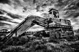 old_digger by Bootscrub