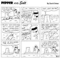 Pepper and Salt - Issue 45 by theoldbean