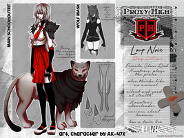 AU proxy high- loup noir ref by AK-47x