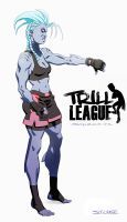 Trill League- Sharkieta Concept by ChaseConley