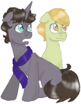 Sherlock and John pones by amberflicker