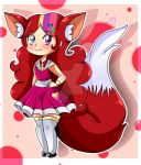 Adopt collab- Red fox cute ( Open ) by CrimsonMoonCute