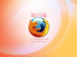 FireFox Wallpaper :D by LordSkizz