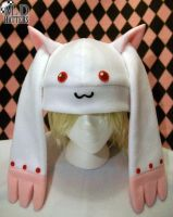 Kyubey Fleece Hat - Contract?? by MDHatters