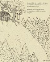 -a hole in the woods- page 1 by psychomindset