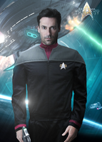First Officer Ranaan Ducote | Star Trek: Theurgy by Auctor-Lucan