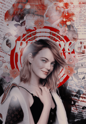 Emma Stone Design by OpulenceResources