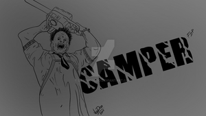 Dead by Daylight - Leatherface - CAMPER by DearVooDoo