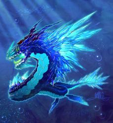 BanQ_Crystal Dragon by BanQ