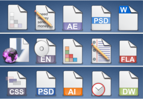 42 document -  filetype icons by zman3