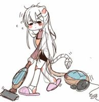 cleaning--- by snowliu999