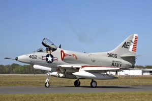 A-4C PAss in Review by OpticaLLightspeed