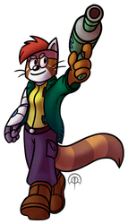 Yeoman Wah by other-justin