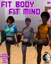 Fit Body, Fit Mind - chapter 1 cover by NorthernChill