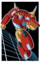Combiner Wars Rodimus by MachSabre