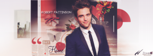 Robert Pattinson TR by Hazzaction