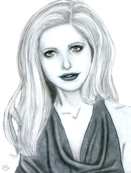 Buffy The Vampire Slayer S.3 by Crystal-Angelique
