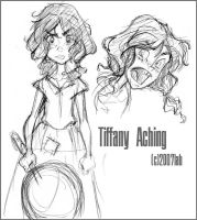 Tiffany Aching - WFM by lberghol