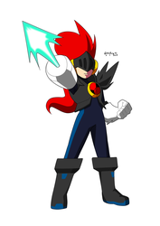 Undyne Cross by XJohnBoyX