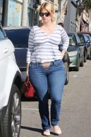January Jones piles on the lbs by cahabent