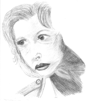 Scully by silmarwen-85