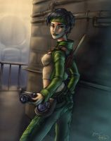 Jade- Beyond Good and Evil by SparkOut1911