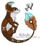 Young Relculin Adoptable ~ 2 by BiahAdopts