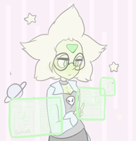 pastel peri by Bolties