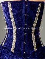 Renaissance Ensemble Corset by FoxGloveFashions