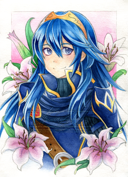 Lucina by Chibi-Nuffie