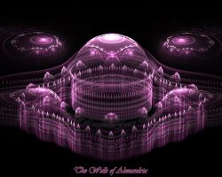 The Walls of Alexandria by LonesomeFaery