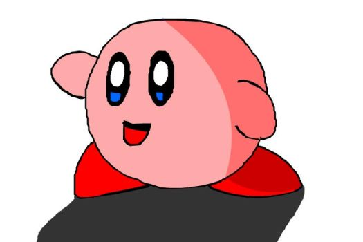 Kirby by DarthChikiN