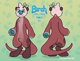 Birch new ref by limeSmoothie