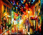 MOTION by Leonid Afremov