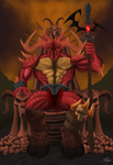 The King of Hell by Kracov