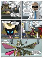 page 377 - Plan - Suzumega Medabot by AltairSky