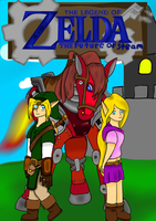 The legend of Zelda The Future of Steam by 11newells