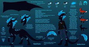 Starfyre Refrence Sheet 2016 by CoffeeAddictedDragon