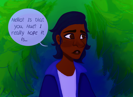 Food Coloring Webcomic Panel 6 by wolfbanefoxglove