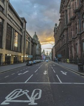 Goodbye Glasgow by sequential