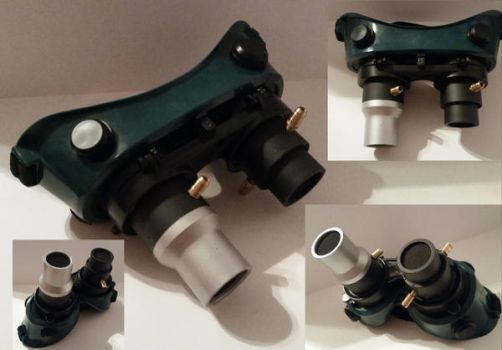 Ghostbusters Spectro Goggles by Luzproco
