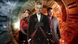 DOCTOR WHO SERIES 8 Wallpaper by MrPacinoHead