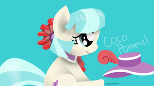 Coco Pommel (Filly) by elzielai